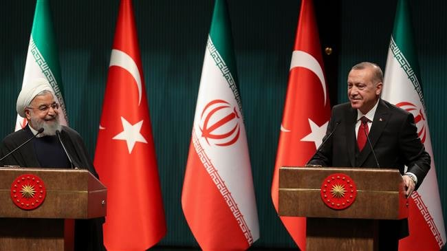 Iran, Turkey pledge to step up economic cooperation