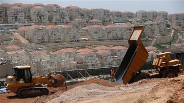 Israeli regime approves construction of over 1,100 new West Bank settler units
