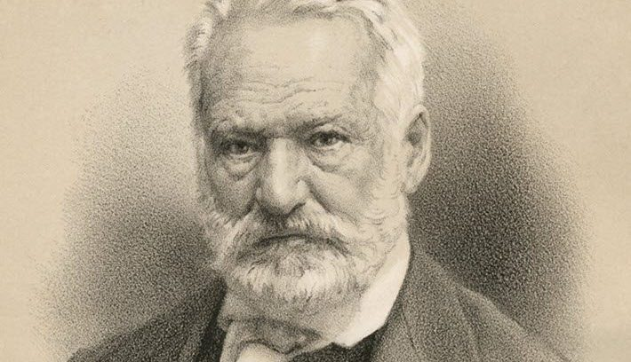 Victor Hugo hailed and praised holy prophet of Islam