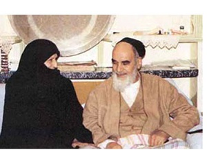 Imam Khomeini`s spouse was well aware of ultimate goal,  endured great difficulties