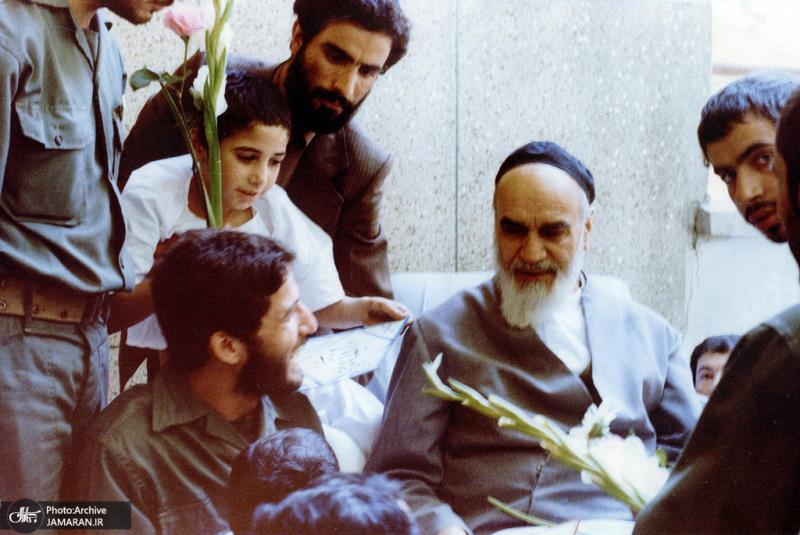 Imam Khomeini's ideals about Islamic Revolution Guards Corps (IRGC)