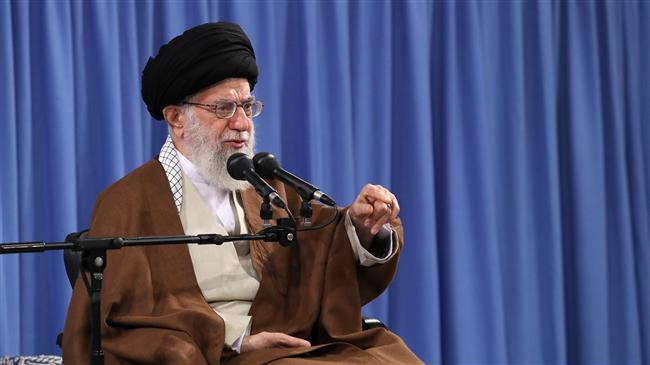 Ayatollah Khamenei says Palestine will finally be freed from enemies