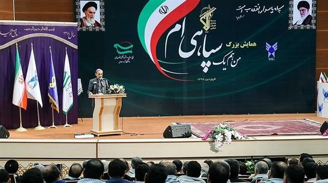 Senior Iranian official says US blacklisting rooted in IRGC's regional victories