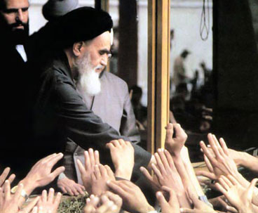 Imam Khomeini sought to establish a model society based upon Islamic constitution and norms