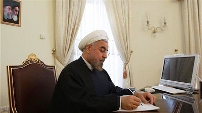 President Rouhani voices readiness to cooperate with new Judiciary chief