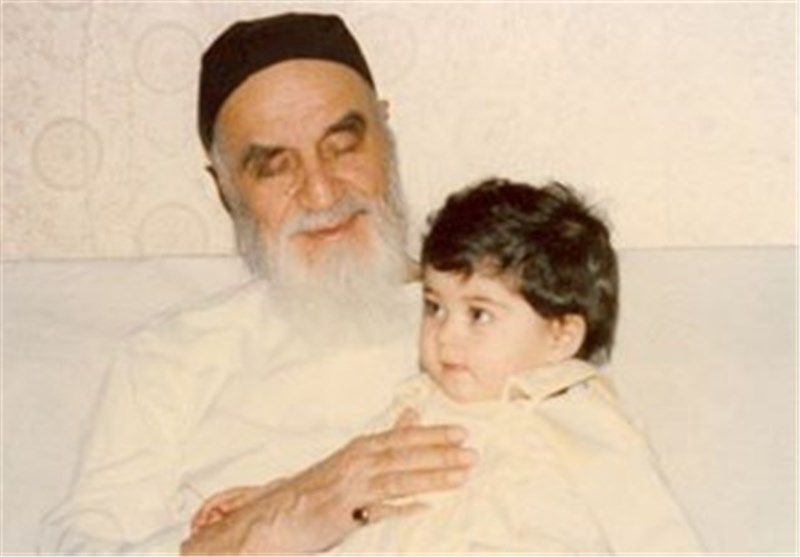 Imam Khomeini was too kind to children