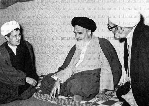 Rare pictures of late Ayatollah Ali Akbar Hashemi Rafsanjani