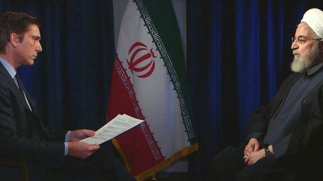 President  Rouhani says US sanctions strengthen unity between Iranian nation, government: