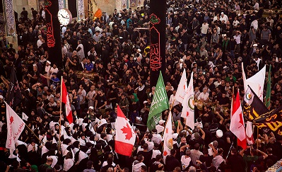 Millions commemorate Arba`een in Karbala