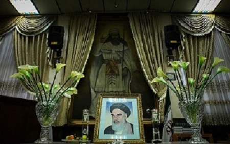Iranian minorities marked 30th passing ceremony of Imam Khomeini