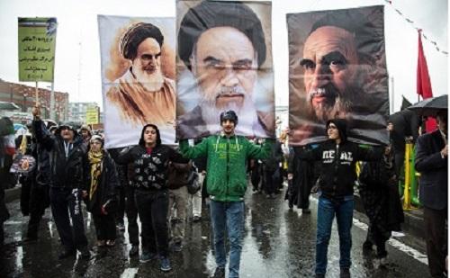 Iranians mark anniversary of Islamic Revolution with mass rallies