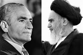 What was Shah's request from Imam Khomeini?