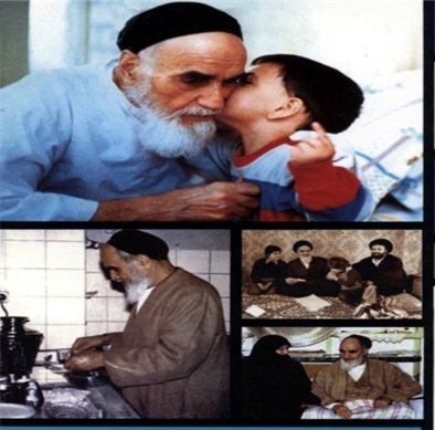 Lifestyle of Imam Khomeini:  Why nothing had been added to the Imam`s assets?