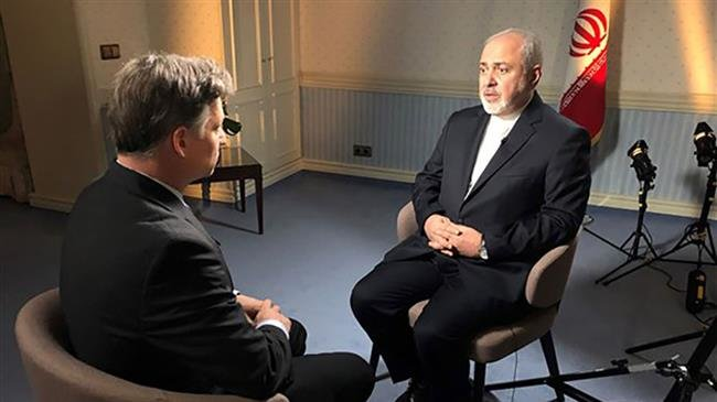 Foreign Minister Zarif says it would be `suicidal` to go to war with Iran
