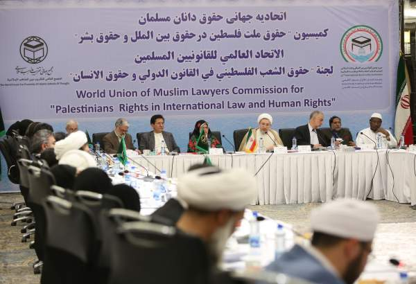 Participants at unity summit denounce Israel for violation of human rights against Palestinians