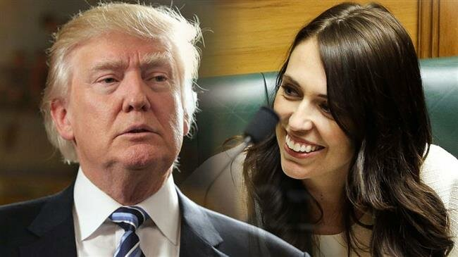 Contrasting styles: Here is how Trump and Ardern talk about Muslims