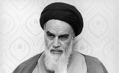 What was the most distinguishing feature of Imam Khomeini leadership?