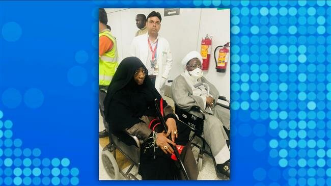 Nigeria's Sheikh Zakzaky, wife arrive in India for treatment