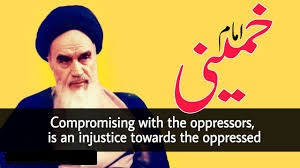 Resistance of oppressed people in the course of history against evils