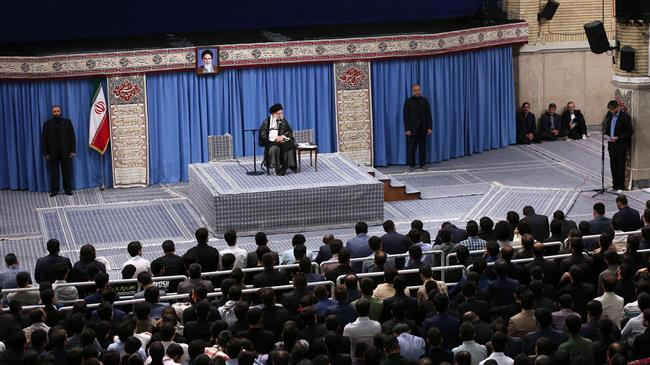 Leader says Iran won't build, store, use nukes forbidden by Islam