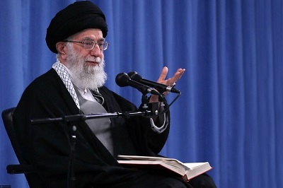 Video of  Leader's speech: Four virtues that God grants only to noble humans