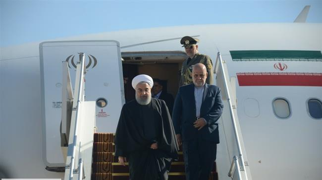 Rouhani`s historic visit to Iraq, a major blow to Trump