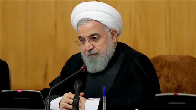 President Rouhani says World's leading terrorist in no position to judge IRGC