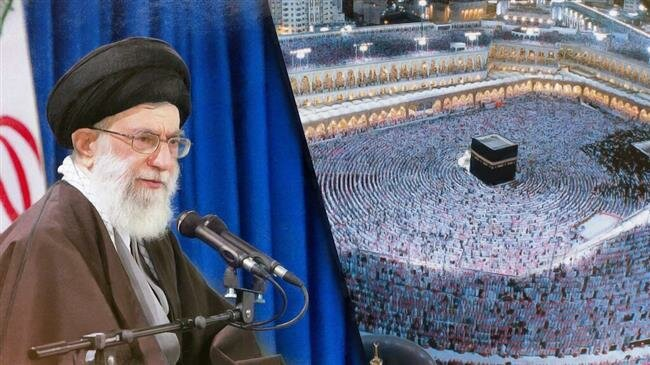 Leader invites Muslims worldwide to oppose `deal of century`