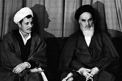 In remembrance of Ayatollah Hashemi Rafsanjani, a key aide to  Imam Khomeini