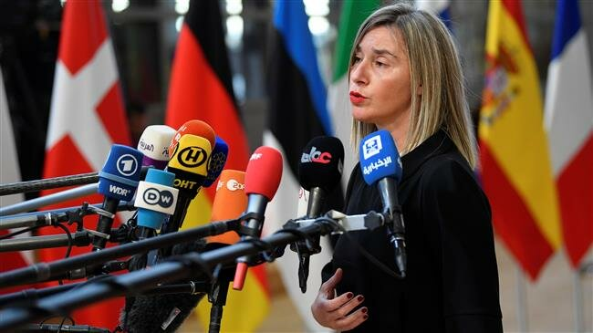 EU foreign policy chief rejects Israeli claim to Golan, other occupied territory