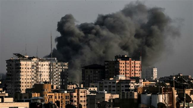 Palestine Death toll from Israeli strikes on Gaza rises