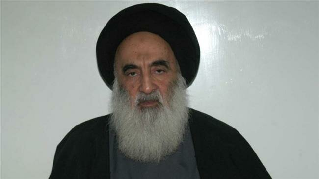 Ayatollah Sistani urges security forces, protesters to avoid violence