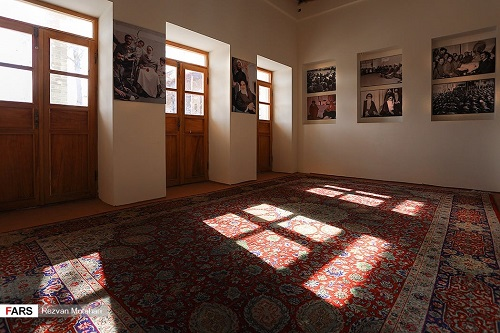 Imam Khomeini's residence turns into tourism hub