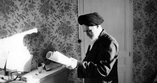 Imam Khomeini in letter to Gorbachev said that Communism was an outdated relic