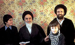 Imam Khomeini stressed need for strong family foundations