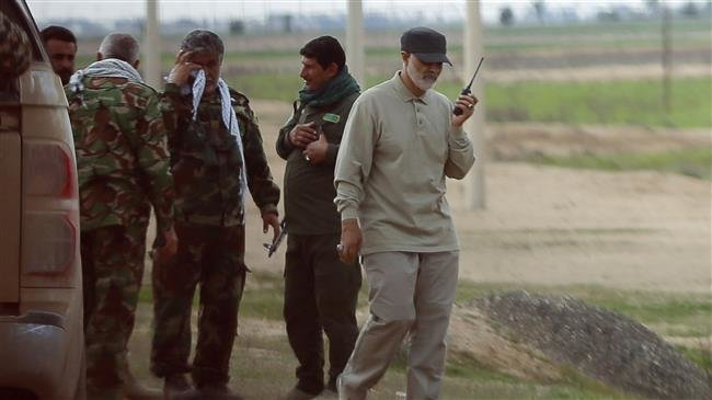 Iran`s Gen. Soleimani tops Foreign Policy's list of global defense & security thinkers