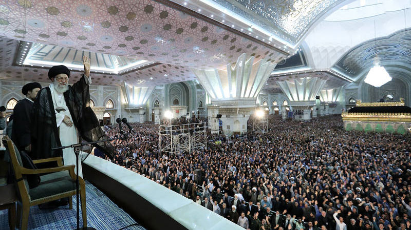 Watch: Leader`s speech at Imam Khomeini's 30th passing anniversary