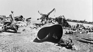 Iranians mark historic US failure in Tabas Desert