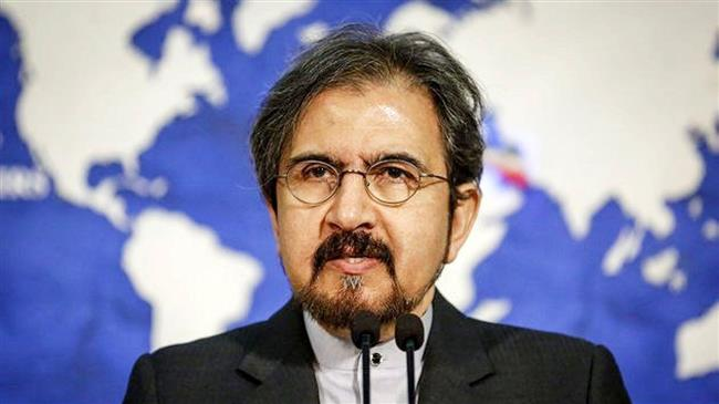 Iran`s Foreign Ministry spokesman says Europeans created Daesh, Iran stopped its spread