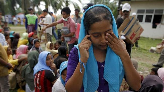 Persecution against Rohingya Muslims continues in Myanmar