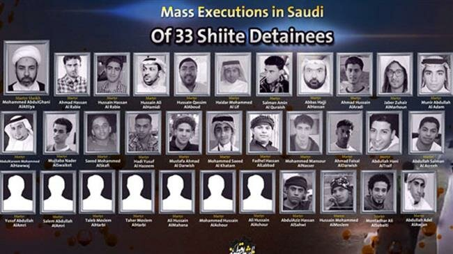 Saudi Arabia executed nearly 40 people: Here is who they were