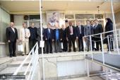 Foreign envoys and ambassadors visit Jamaran
