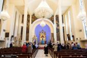 Holy Sircis Church holds ceremony to honor Imam Khomeini`s personality and ideals