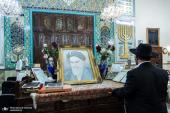 Jewish community marking 30th passing anniversary of late founder of the Islamic Republic