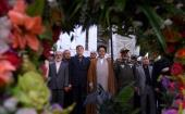 The commemoration of Islamic Republic Day at holy mausoleum of Imam Khomeini