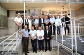 A group of Syrian professors from various universities visit Jamaran