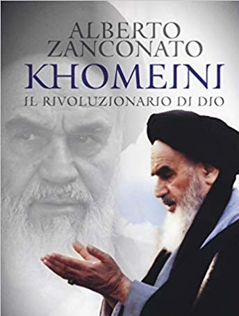 Comprehensive book on Imam Khomeini's biography, ideals published in Italian language