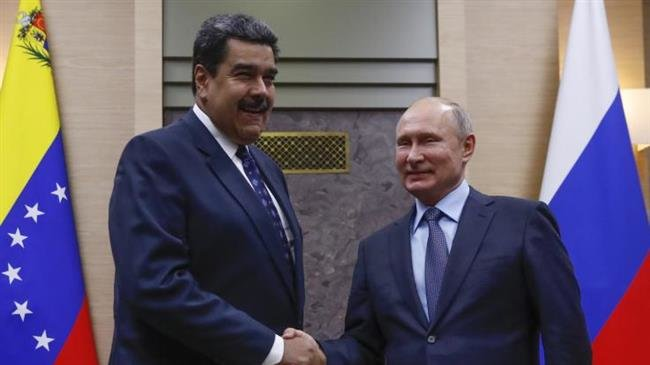 Russia says US attempting to engineer coup d'etat in Venezuela