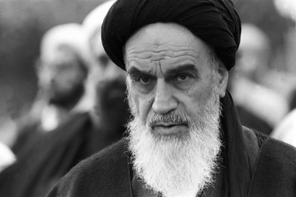 Why did Imam Khomeini cancel all meetings during holy month of Ramadan?