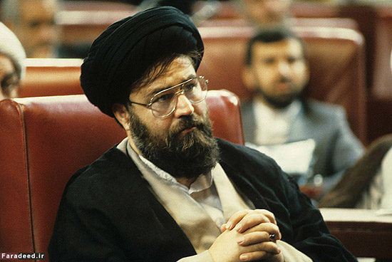 In memory of Seyyed Ahmad, the beloved son of Imam Khomeini